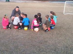 soccer pract