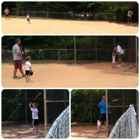 ball practice