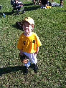 c first tball