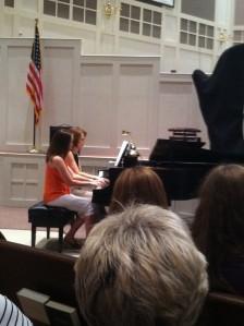 mel piano
