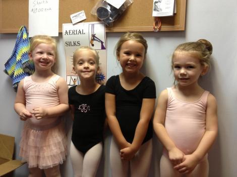 ballet friends