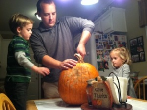kids d pumpkin